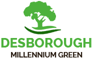 Logo for Desborough Millennium Green, Northants